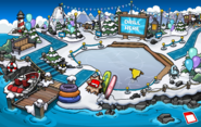 Festival Of Snow Dock