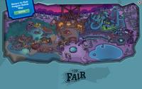 Amazement Park Map