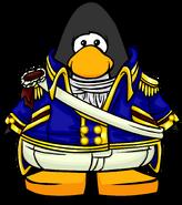 Admirals Coat PC