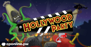 Hollywood Party Twitter Promo