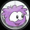 Pufflescape Purple Puffle