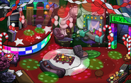 Winter Ball 2019 VIP Room