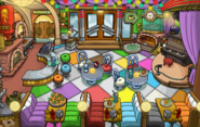 Puffle Party 2020 Pizza Parlor