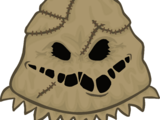 Scarecrow's Mask