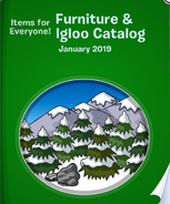 Furniture and Igloo Catalog January 2019