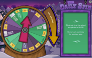 The Daily Spin Game