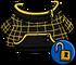 3 Million Grid Sweater Icon