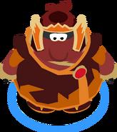 Fire ninja in-game