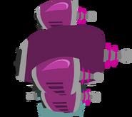 SD Purple Cannon 3