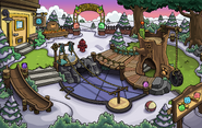 Valentines 2020 Puffle Park
