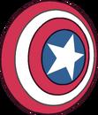 Captain America's Shield Icon