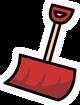 Red Snow Shovel Pin.png