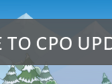 Guide to CPO Updates