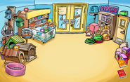 Pet shop as2