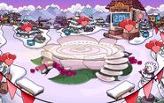 Valentines 2020 Snow Forts