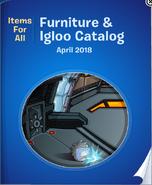 Furniture and Igloo Catalog April 2018
