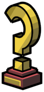 Hollywood Party Awards Show Interface Icon