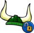 Emerald Viking Helmet icon.png