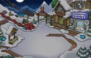 Batman Party Ski Village 0