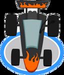 Black Road Racer