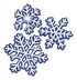 Snow Flakes Pin.png