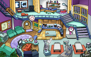 Puffle Party 2016 Lighthouse