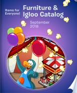 Furniture and Igloo Catalog September 2018