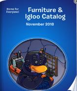Furniture and Igloo Catalog November 2018