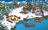 2nd Anniversary Party Pond