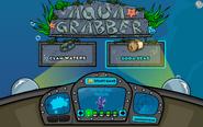 Aqua Grabber Menu Soda Seas