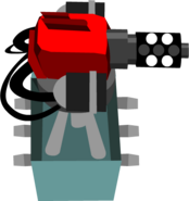 SD Red Cannon 2