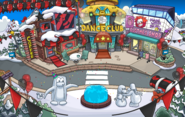 2nd Anniversary Party Town