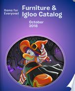 Furniture and Igloo Catalog October 2018