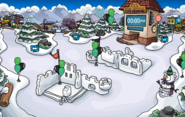 4 Million Snow Forts