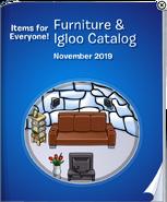 Furniture and Igloo Catalog November 2019
