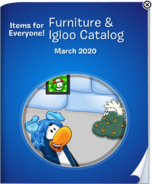 Furniture and Igloo Catalog March 2020