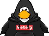 Black Iceberg Hoodie