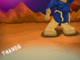 Thanos' Background