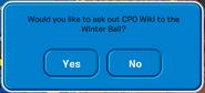 Winter Ball 2019 Asking