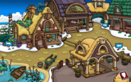 Medieval Party 2018 Dock