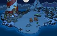 Batman Party Beach
