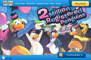 2 Million Party Page