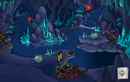 Operation Puffle River Cave