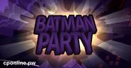 Batman Party Twitter Promo