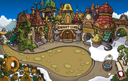 Medieval Party 2018 Town