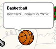 Basketballpin SB