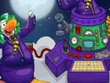 The Joker's Background