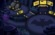 Batman Party Bat Cave