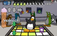 Dance Contest Gameplay