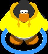 Yellow Neko Hoodie IG